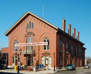 andover town hall massachusetts