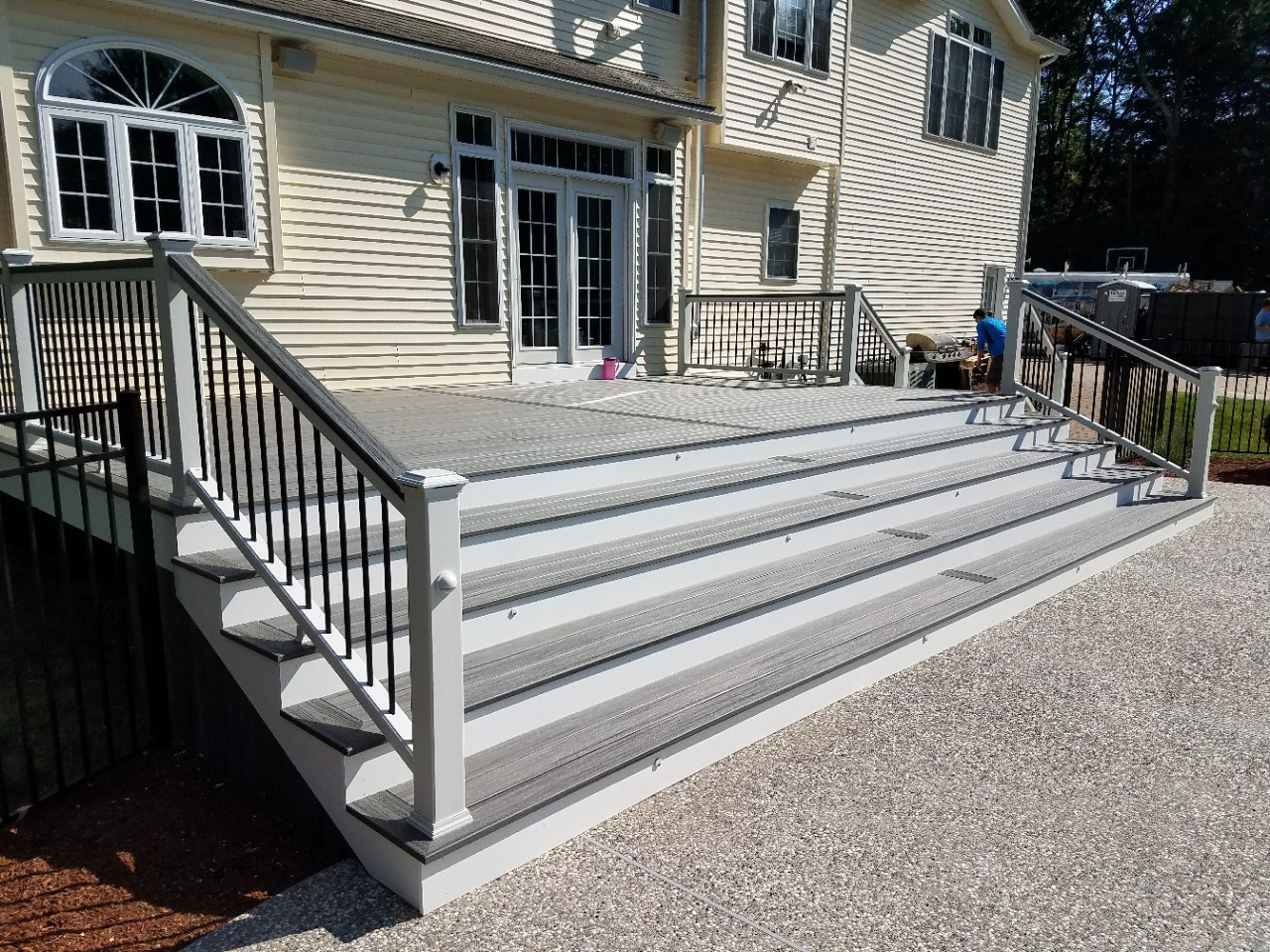Decking Photo Gallery With Completed Work In Salem Nh
