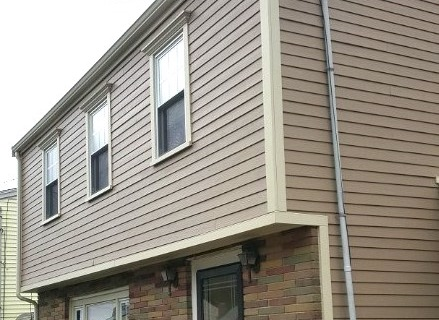Medford Ma James Hardie Siding Installation Job Professional Building Services